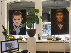 Foto's expositie Humanity Ruben Timman, nowords.nl, foto Sarah Vermoolen
